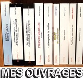 Mes ouvrages